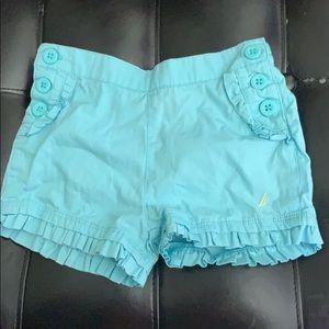 NAUTICA teal shorts